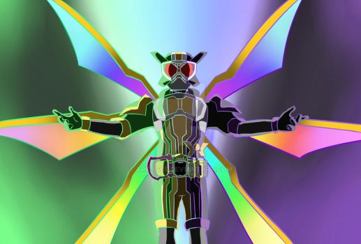 Cyclone Joker W X Gamer!!!!~~ by ArkAges