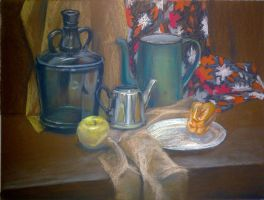 Still-life 1 by Sheym