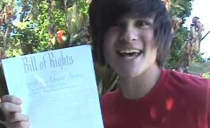 I wrote the bill of rights by cassichaos