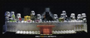 The Last Supper by dkj1974
