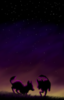 When the Stars Were Young by AprilSilverWolf