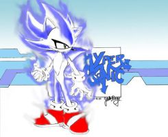 ::Hyper Sonic:: by goldhedgehog