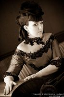Victorian Temptress by fairyfrog