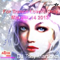 Trance Lovers Vol. 14 Cover by BCMmultimedia
