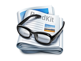 ReadKit Mac App Icon by Ramotion