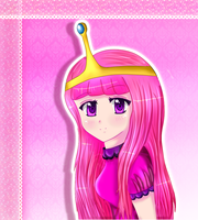 Princess Bubblegum by ureshii-hm