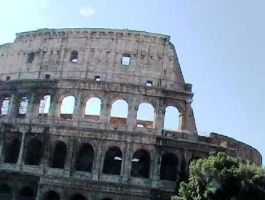 Colosseum by totallehmaddeh