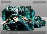 Grimm TV Serie Folder Icon by atty12