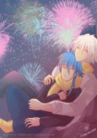 -- DMMD : Happy New Year ! -- by Kurama-chan