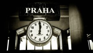 P R A H A by Sudlice