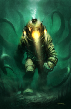 Into The Depths by CreaturEntertainment