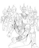 Ultraman Ginga S by Onore-Otaku