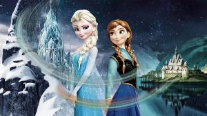 Disney 1920x1080 (Frozen) by CoGraphiC