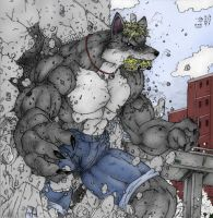 - Rampage - by notveryathletic