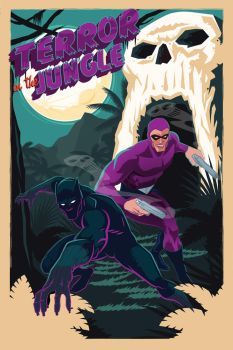 Terror in the Jungle by seanwthornton