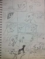 Legend of Sear: The Virus page 1 chapter 1 by Aveldine
