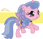 Violet My Little Pony contest by DCRmx