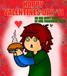 HAPPY VALENTINES DAY '11 by Onslaught14