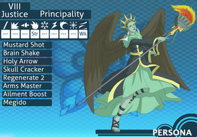MM Persona: Principality [Rank 4] by Defying-Destiny