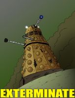 EXTERMINATE by Kid-With-The-Hat