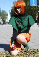 Gardenia Cosplay (MCM Expo May 2012) by TooDrunkToNotice