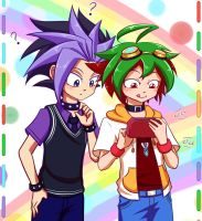 Arc-V: What are you doing? by tanitak