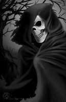 Lord Death- (Grim Reaper) by Timber-Wolf-Spirit