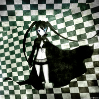 Black Rock Shooter by himacchi