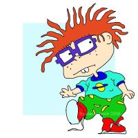 RUGRATS chuckie by Rugrats-Club