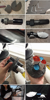 Portal gun tutorial :: Cosplay DIY by NipahCos