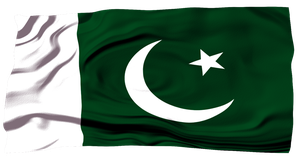 Flags of the World: Pakistan by MrAngryDog