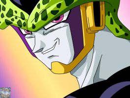 Perfect Cell DB Final Bout Restored by kingvegito