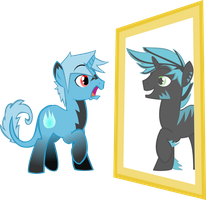 Almost too similar by kilecroc