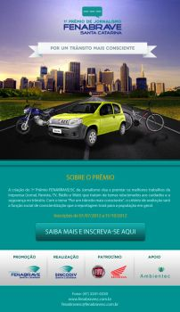 E-mail Marketing Fenabrave-SC by mauriciomueller