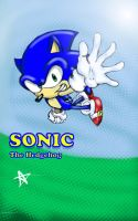 Sonic the Hedgehog by InvincibleSoul