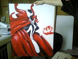spawn Wip by ghost010