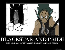 blackstar and pride by megamakachop