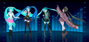MMD - Pose Pack Download by Vocalizer