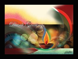 Diwali Greeting by satishverma