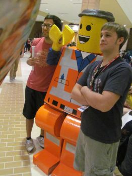 A-Kon '14 - The Lego Movie by TexConChaser