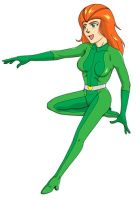 Totally Spies Sam by zentron