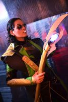 Up all night to get Loki by Fraulein-Mao