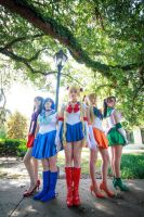 Sailor Moon by ReaganKathryn