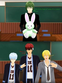 MMD -Lucky Item- by Hikary1