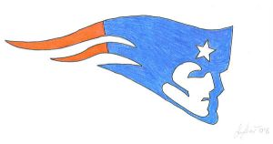 Patriots Logo by Lyd-The-squid
