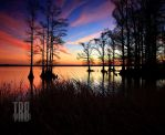 A Recent Sunrise by TRBPhotographyLLC