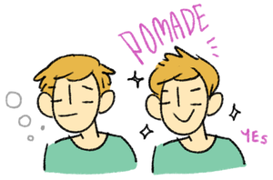 POMADE by tontoh