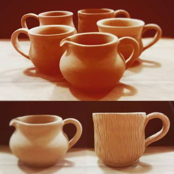 Pottery by LussyLion