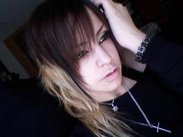 Uruha The Decade hairstyle preview 2 by AryaHiwatari