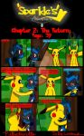 Chapter 2: The Return: pg: 39 by Pikaturtle
